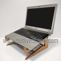 Ahşap Laptop Standı - Notebook Sehpası