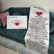 Kişiye Özel Büyük Aşk Mektubu
