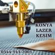 Konya Pleksi Ahşap Lazer Kesim