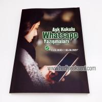 Whatsapp Mesaj ve Yazışma Kitabı